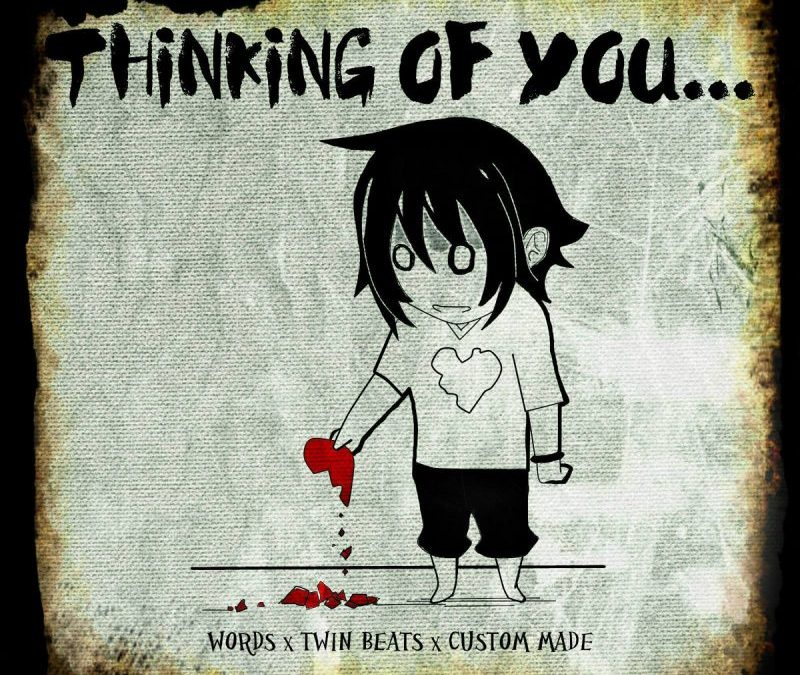 Words – Thinking Of You (Produced By Custom Made & Twin Beats)
