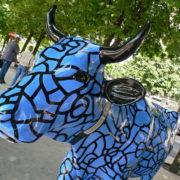 Rugby Blue - Artiste : Jean Paul Albinet