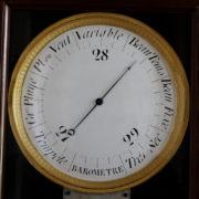 Barometre dans le cabinet topographique de l'Empereur