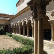 le cloître roman de la Cathédrale de Tudela