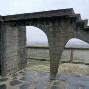 Le Corbusier, La maison radieuse de Rezé, Toit terrasse
