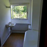 Le Corbusier, la villa Savoye, Salle de bain