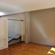 Le Corbusier, la villa Savoye, La chambre parentale