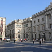 Barcelone, Barri Gotic, Plaça Sant Jaume