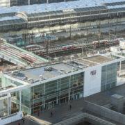 mk2 Bibliothèque, Voies SNCF Austerlitz et Halle Fresinet
