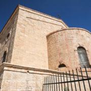 Madaba. Eglise Saint-Georges