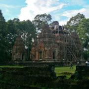 Preah Kô, le premier temple khmer construit en 880