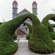 Parque Francisco Alvarado, Zarcero.