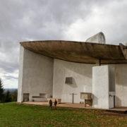 La chapelle, coté est