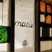 vitraux dessinés par Le Corbusier