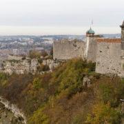 Besançon depuis la citadelle