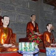 Représentation des moines superieurs