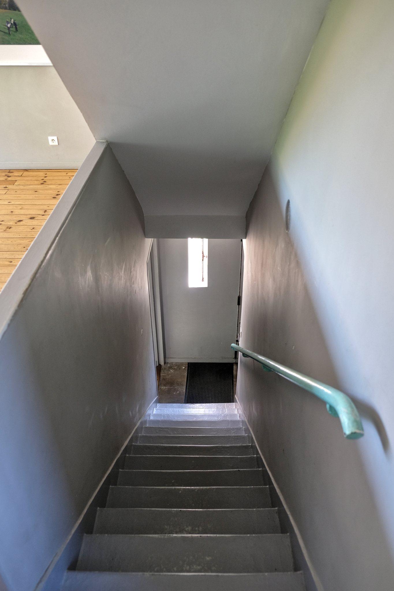 Cité Frugès, escalier RDC vers 1er étage