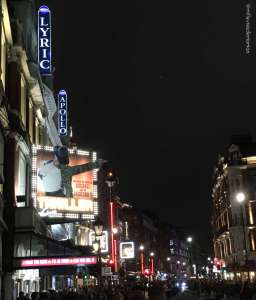 Londres west end comedies musicales