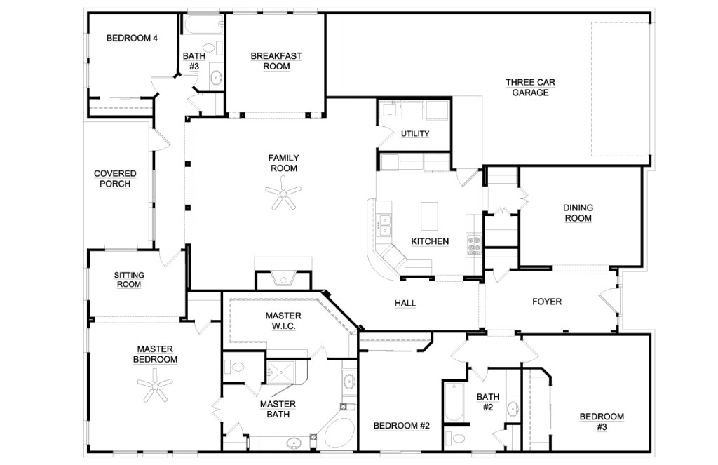 4-Bedroom Home Plans with loft; Express and Easy Home Improvement Tips ,Projcts and Ideas