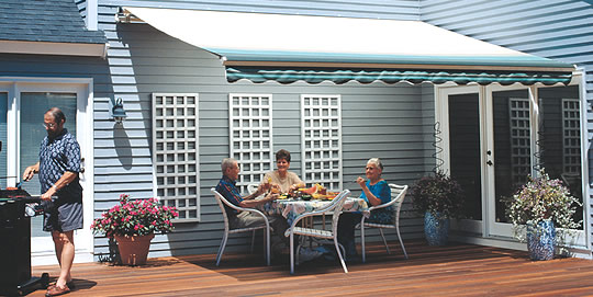 Sunsetter Awnings; Home Improvement Tips