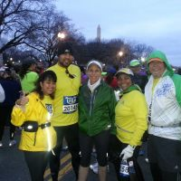 "Race Review: 2013 Rock 'N' Roll USA Half Marathon (03/16/2013), or: ""Over the hills where the spirits fly..."""