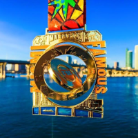 "Race Review: 2015 Lifetime Miami Marathon (1/25/2015), or: ""I wanna make this journey last..."""
