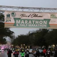 "Race Review: 2017 Town Of Celebration Half Marathon (1/29/2017), or: ""I'll run in the rain 'til I'm breathless..."""