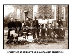 St. Benedict's School