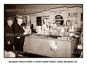 Drug Stores, Soda Shops & Ice Cream Shops