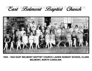 East Belmont Baptist Church