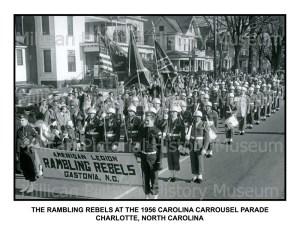 Rambling Rebels