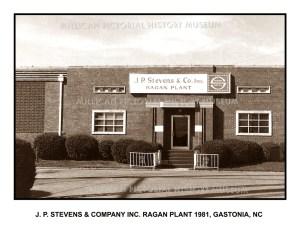J. P. Stevens Company Inc.
