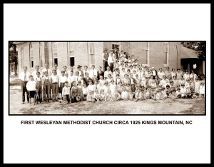 First Wesleyan Methodist Church
