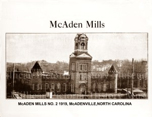 McAden Mills