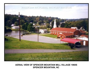 Spencer Mountain Baptist Church