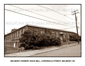 Belmont Hosiery Sock Mill