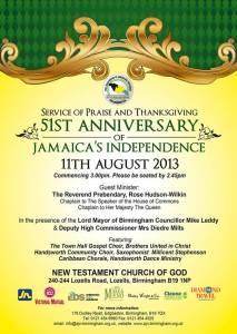 JA Independence service 110813
