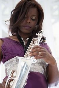 Millicent Stephenson Saxophonist