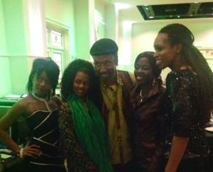 Artist at the AJN (Birmingham) Gala Dinner and Awards 2013