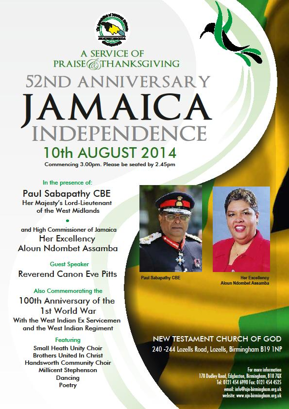 AJN Service 2014