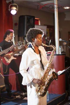 Millicent Stephenson 'Not Just Jazz'