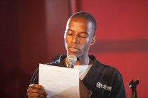 'Not Just Jazz' - Laurence (Compere)