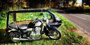 Paul Sinclair Motorcycle Funerals