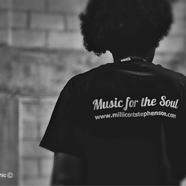 Millicent Stephenson Not Just Jazz IV TShirt IMG_0708