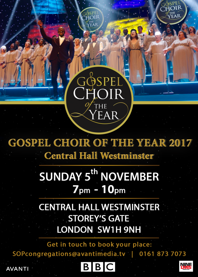 GOSPEL CHOIR 2017 FINAL