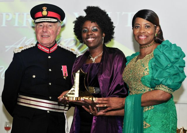 Dr John Crabtree OBE Millicent Stephenson AJN Award Beverley Lindsay OBE OD Lord-Lieutenant West Midlands