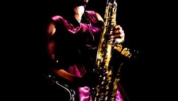 Millicent Stephenson Saxophonist Happy New Year 2018