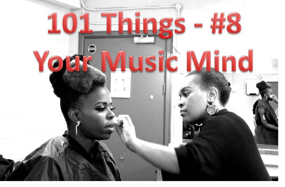 101 Things 8 Your Music Mind Millicent Stephenson