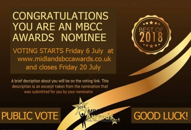 MBBC brown flyer