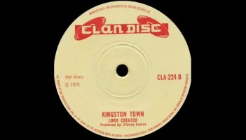 kingston town lord creator vynil