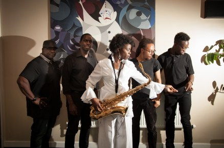 'Not Just Jazz' - Millicent & Musicians