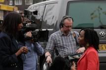 Cafemnee Sax section leader Sheryl Richards Vox POP BBC Songs Of Praise Josie D'Arby Millicent Stephenson 05022017