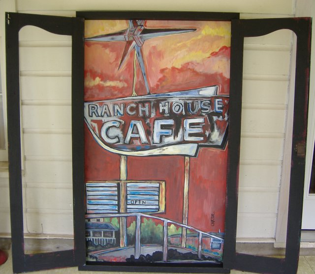 Ranch House Open