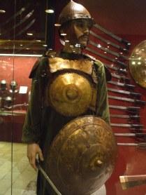 Armoured Ottoman Turk